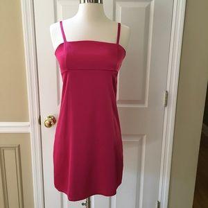 💞 Hollywood NY Pink Spaghetti Strap Youth Dress